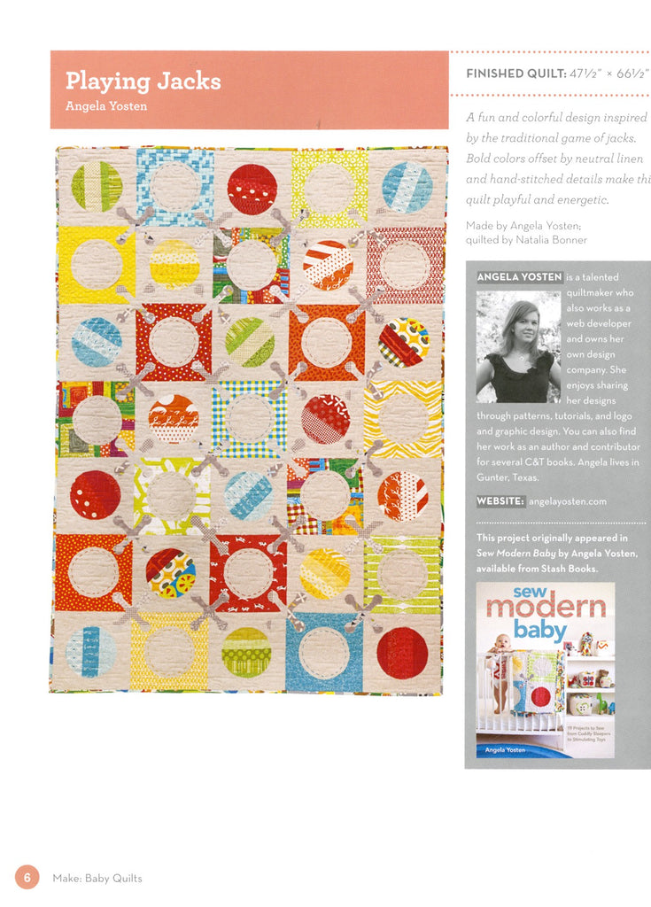 Make Baby Quilts