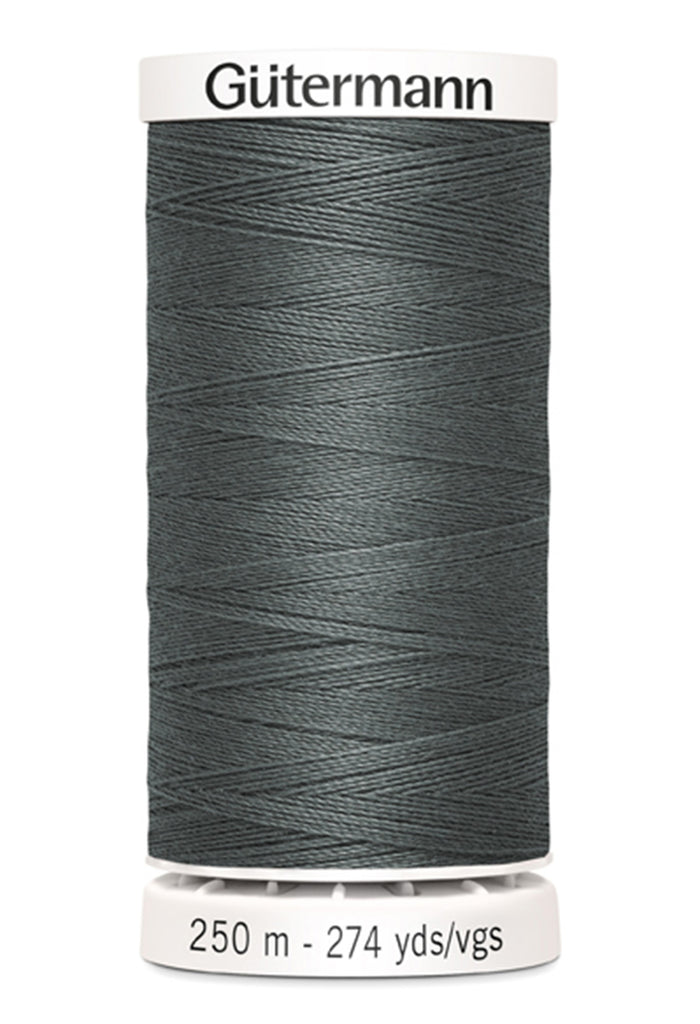 Gutermann Sew-All Polyester Thread 250m - Rail Grey 115