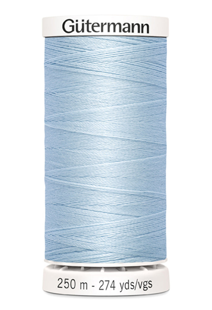 Gutermann Sew-All Polyester Thread 250m - Echo Blue 207