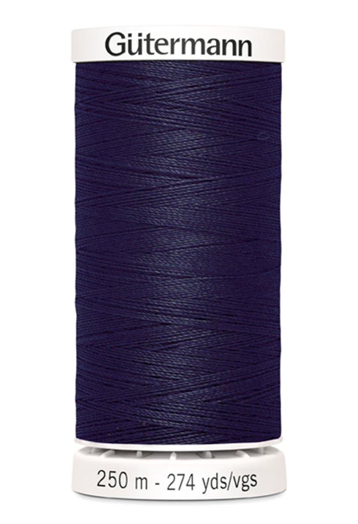 Gutermann Sew-All Polyester Thread 250m - Midnight 278