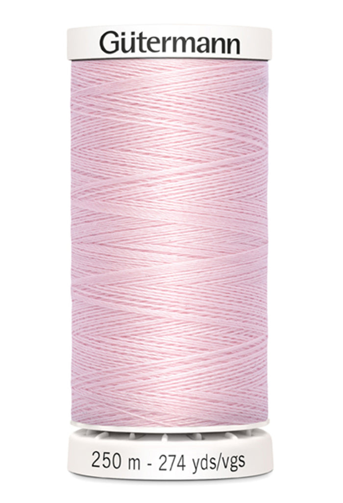 Gutermann Sew-All Polyester Thread 250m - Light Pink