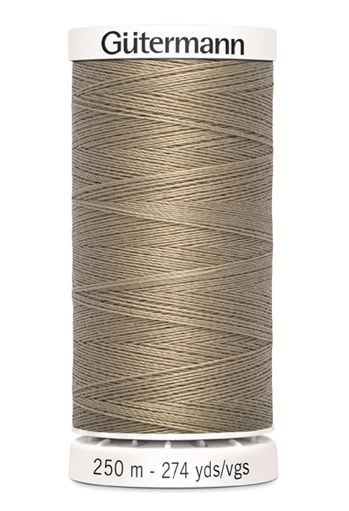 Gutermann Sew-All Polyester Thread 250m - Beige 509
