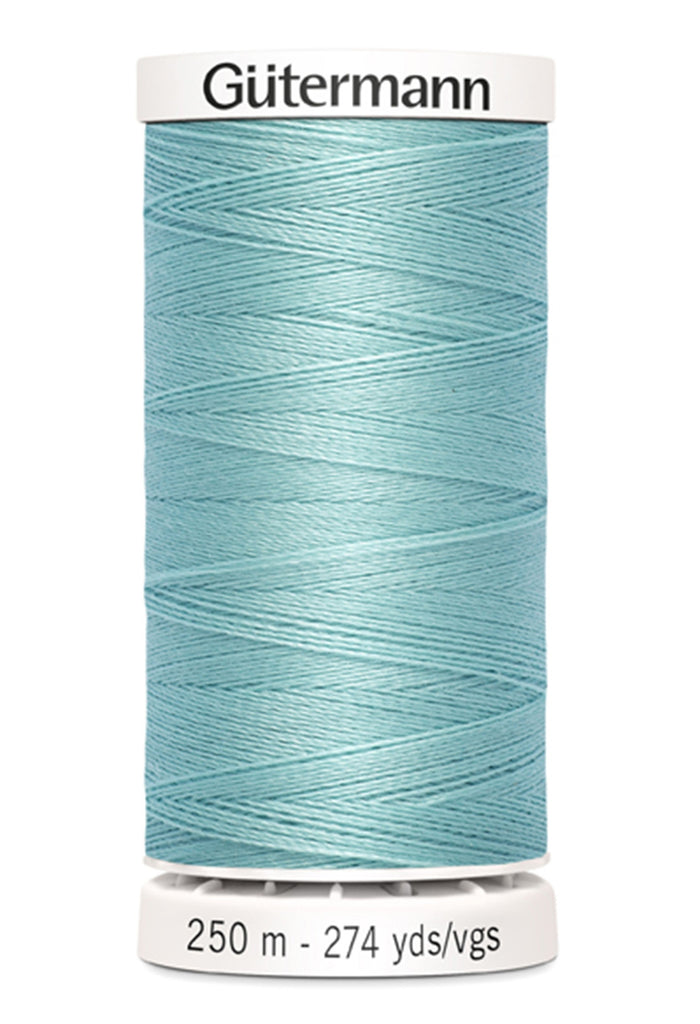 Gutermann Sew-All Polyester Thread 250m - Aqua Mist 602