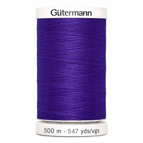 Gutermann Sew-All Polyester Thread 500m - Purple 945