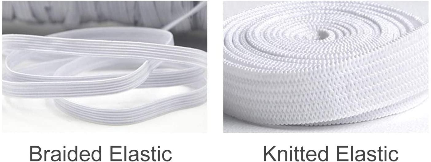 1 4 Braided Elastic Flat Elastic Crosscut Sewing Co