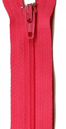 All-Purpose Polyester Coil Zipper 22in - Watermelon