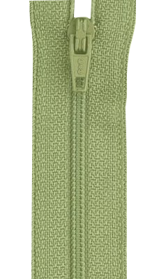 All-Purpose Zipper 14in - Avocado Green