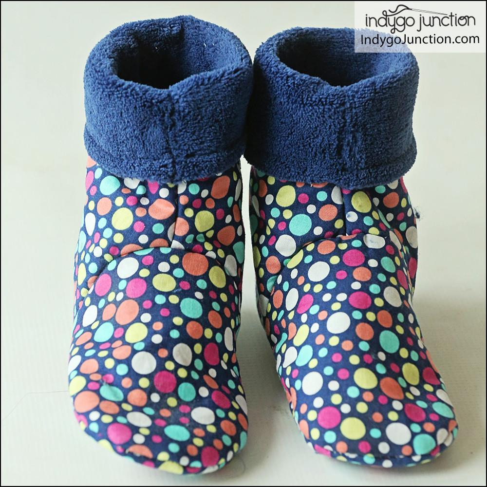 Indygo Junction Sleep Time Slippers