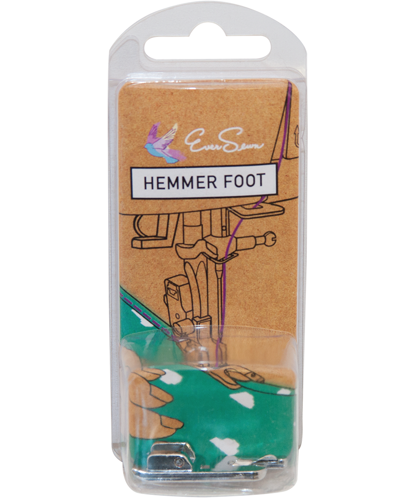 Hemmer Foot for the Eversewn Sparrow