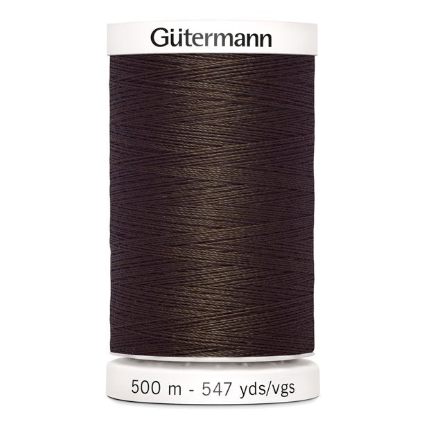 Gutermann Sew-All Polyester Thread 500m - Clove 590