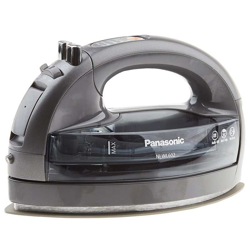 Panasonic 360 Freestyle Cordless Charcoal Ceramic Sole Plate - NIWL602L