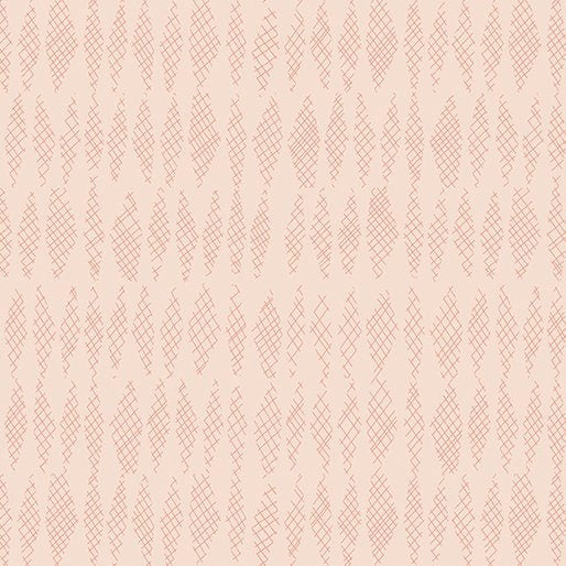 TWISTED SCREEN PEACH from Improv by Amy Friend for Contempo