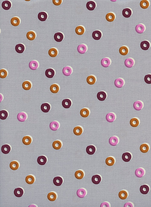 Reinforcers Grape from Steno Pool by Kim Kight for Cotton + Steel
