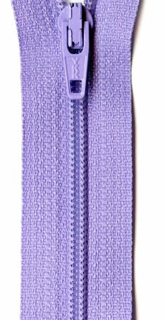 All Purpose Zipper 12in - Lilac