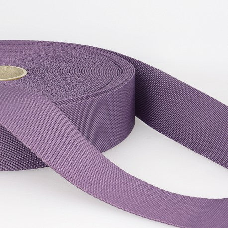 Polyester Webbing - 35mm - Hot Pink