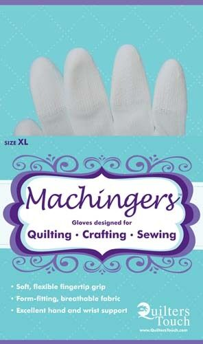Machingers Quilting Glove XL