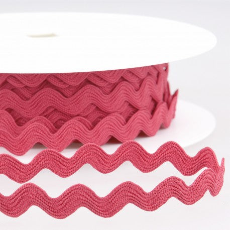 Hot Pink Rick Rack - Rick Rack Trim - SOLD BY THE YARD