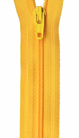 All-Purpose Zipper 14in - Sunflower Yellow