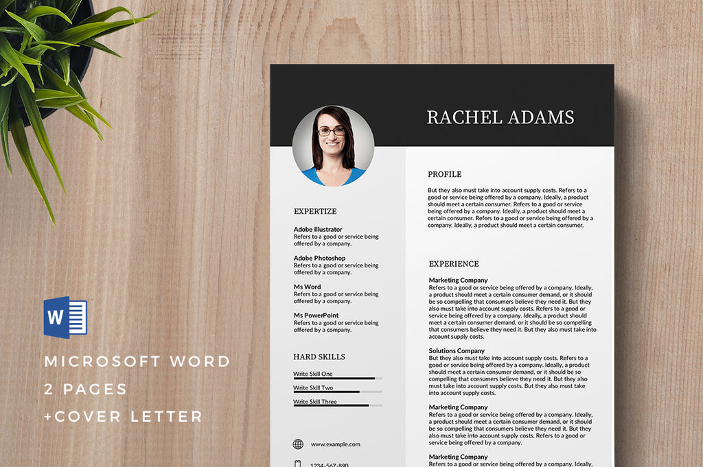 Brittany Resume Template