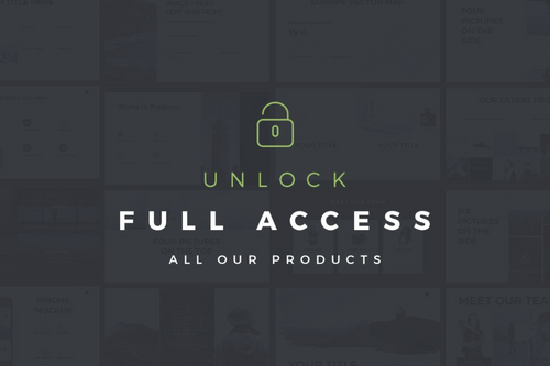 Full Access - All Products