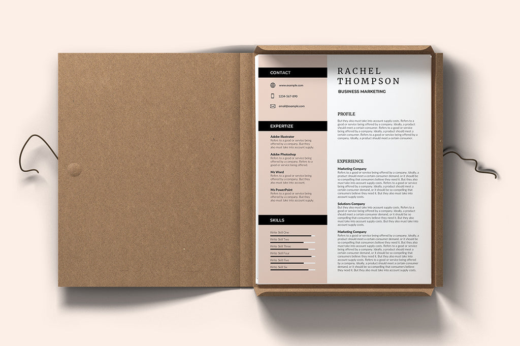 Valence Resume Template