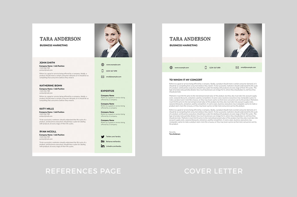 Z New Resume Template