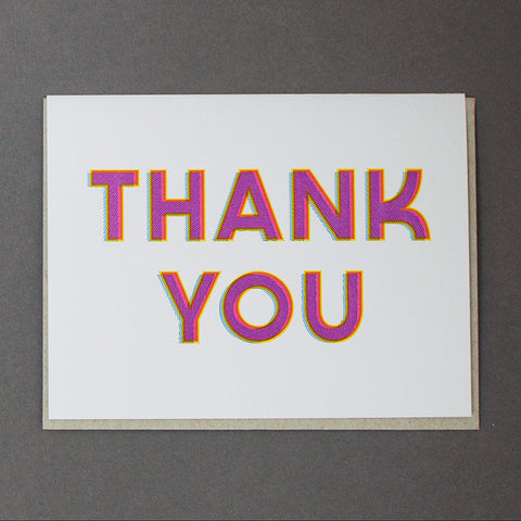 CMY Thank You Boxed Set