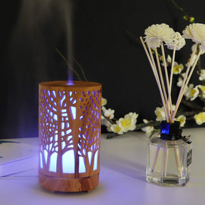 Aromatherapy Atomiser - Tall Trees - I Spy A Simple Life