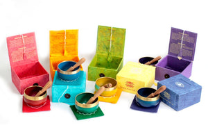 Chakra Singing Bowls UK Heart - I Spy A Simple Life