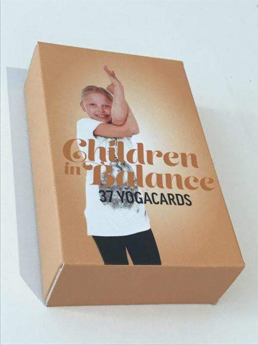 ChiBall Children In Balance - Children's Yoga Cards - I Spy A Simple Life