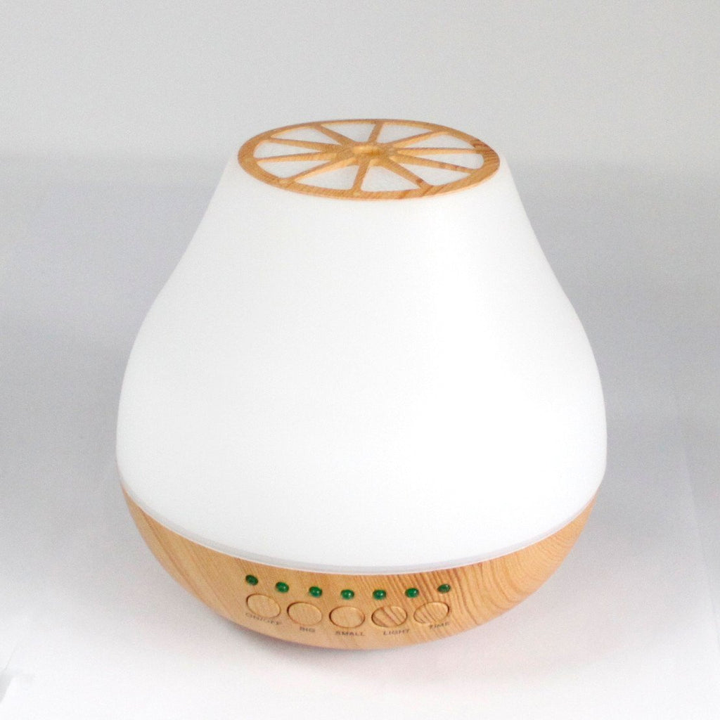 Essential Oil Diffuser - Bluetooth Speaker - I Spy A Simple Life