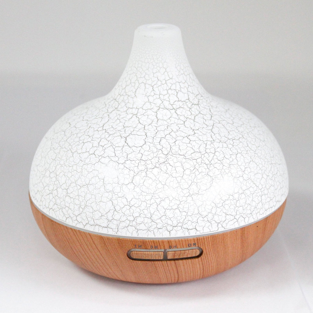 Essential Oil Diffuser - Shell - I Spy A Simple Life