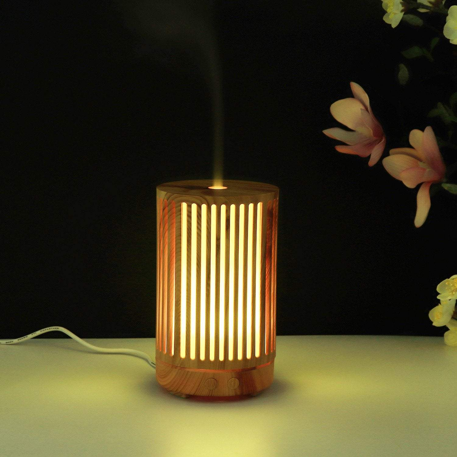 Essential Oil Diffuser - Tall Lines - I Spy A Simple Life