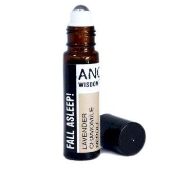 Essential oil roll on Fall Asleep - I Spy A Simple Life