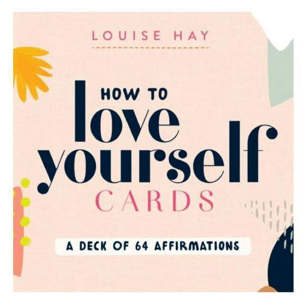 How To Love Yourself - Affirmation Cards - I Spy A Simple Life