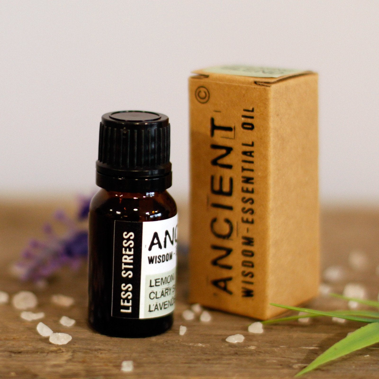 Less Stress Essential Oil Blend - 10ml - I Spy A Simple Life