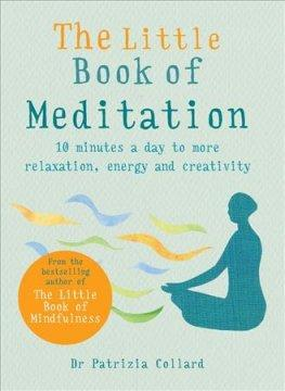 The Little Book Of Meditation - Patrizia Collard - I Spy A Simple Life
