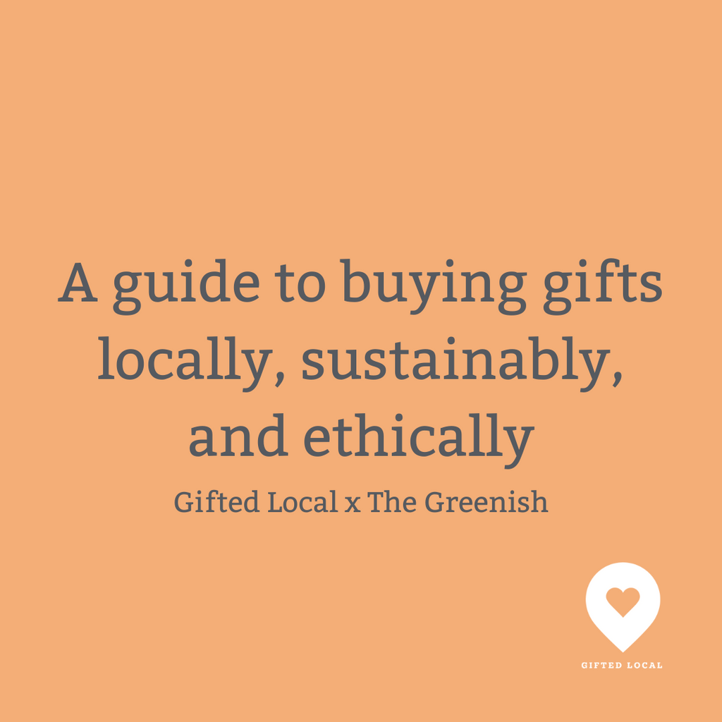 How To Avoid Amazon: A guide to buying gifts locally, sustainably, and ethically