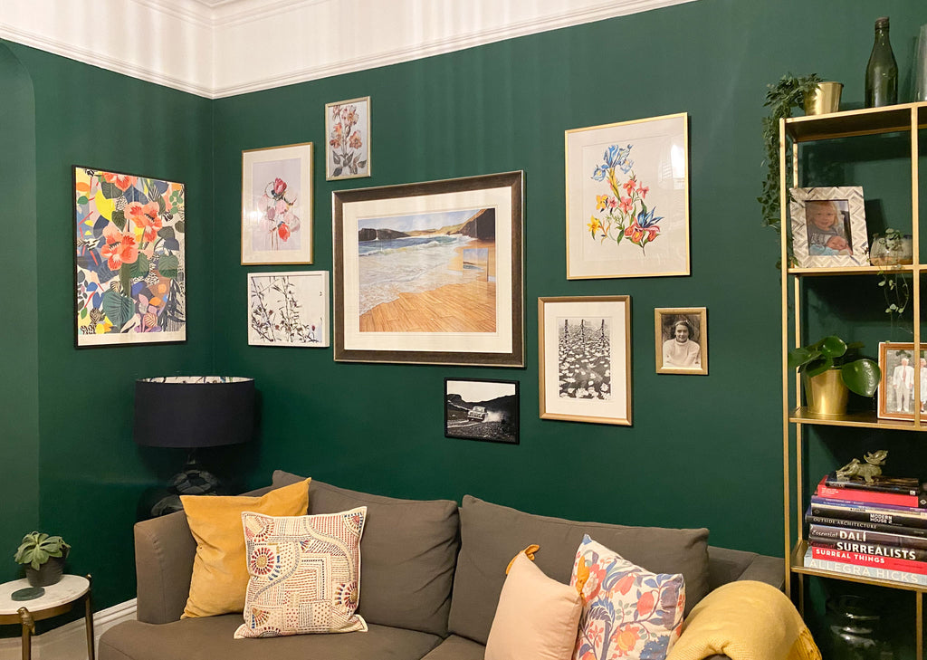 How To Curate an Art Gallery Wall