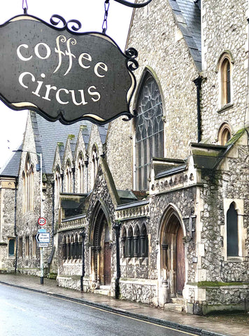 The Church Studios and Coffee Circus