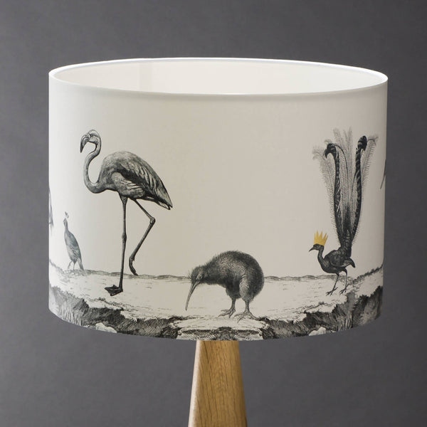 Birds Night Out Lampshade