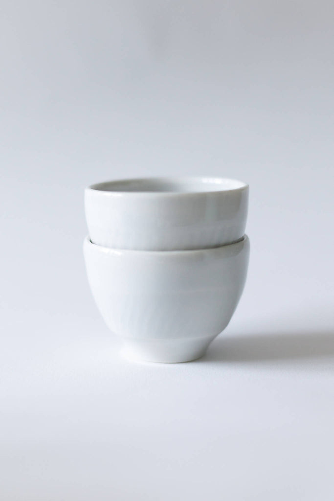 Porcelain Sake Cup (Set Of Two)