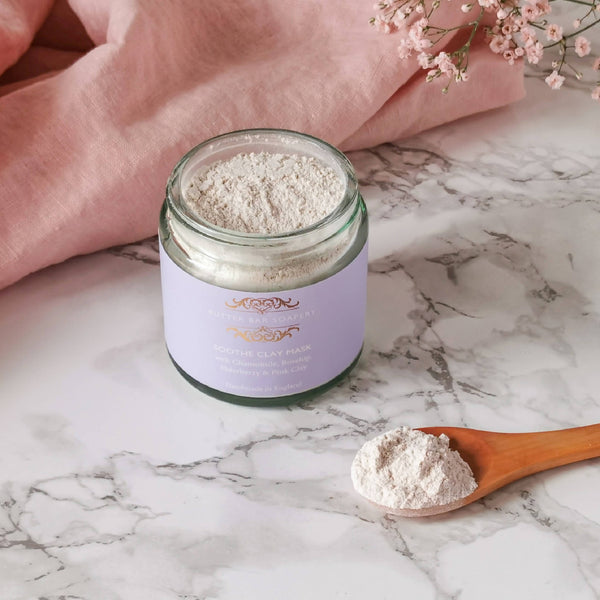 Soothe Face Mask With Chamomile, Rosehip & Elderberry