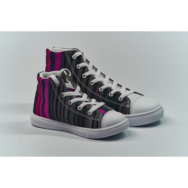 Jellyjaws. UltraViolet Sneakers - Daddy and Me Set