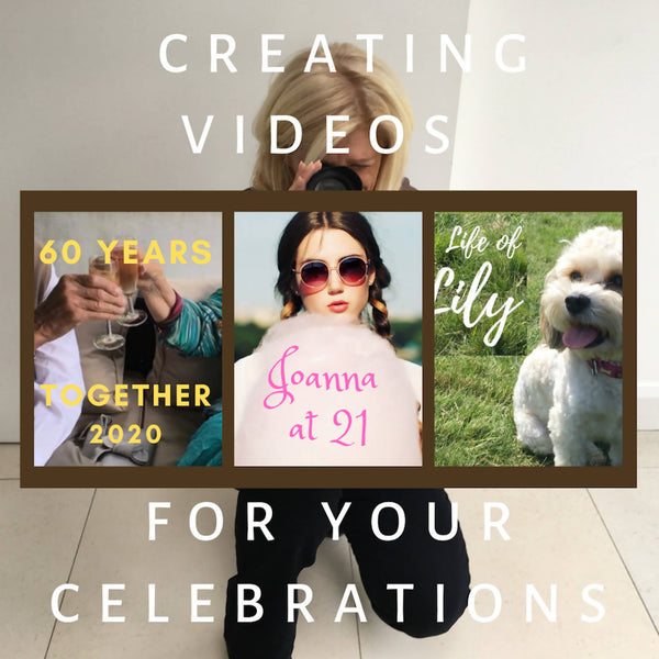 Personalised video gift