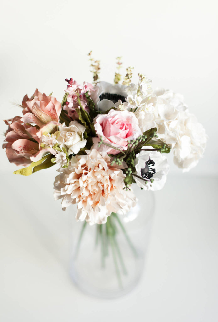 Paper Flower Anemone Mix Bouquet