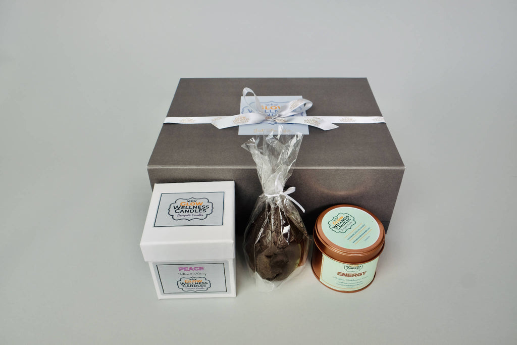 Candle & Chocolate Gift Box