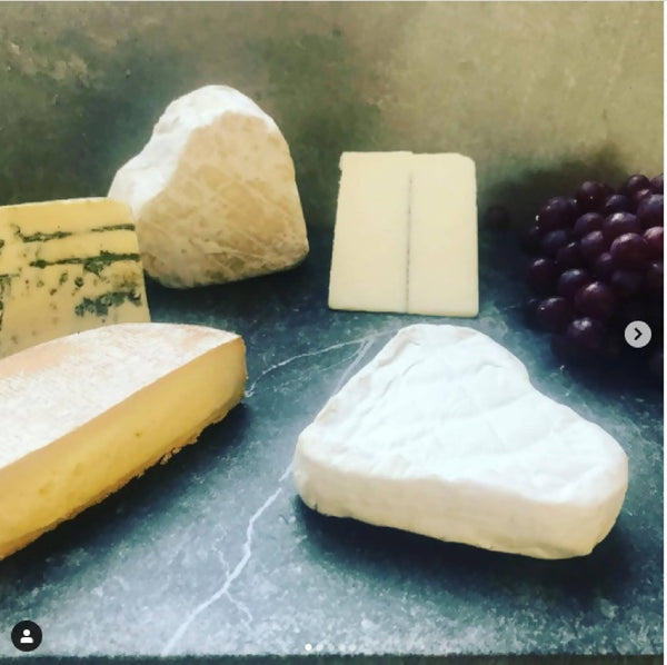 Large Valentine's Day Cheese Box