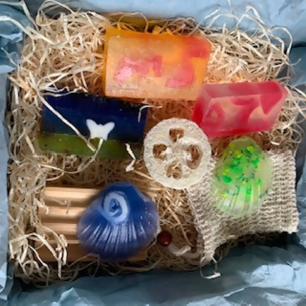 Favourite Five Soap Gift Box