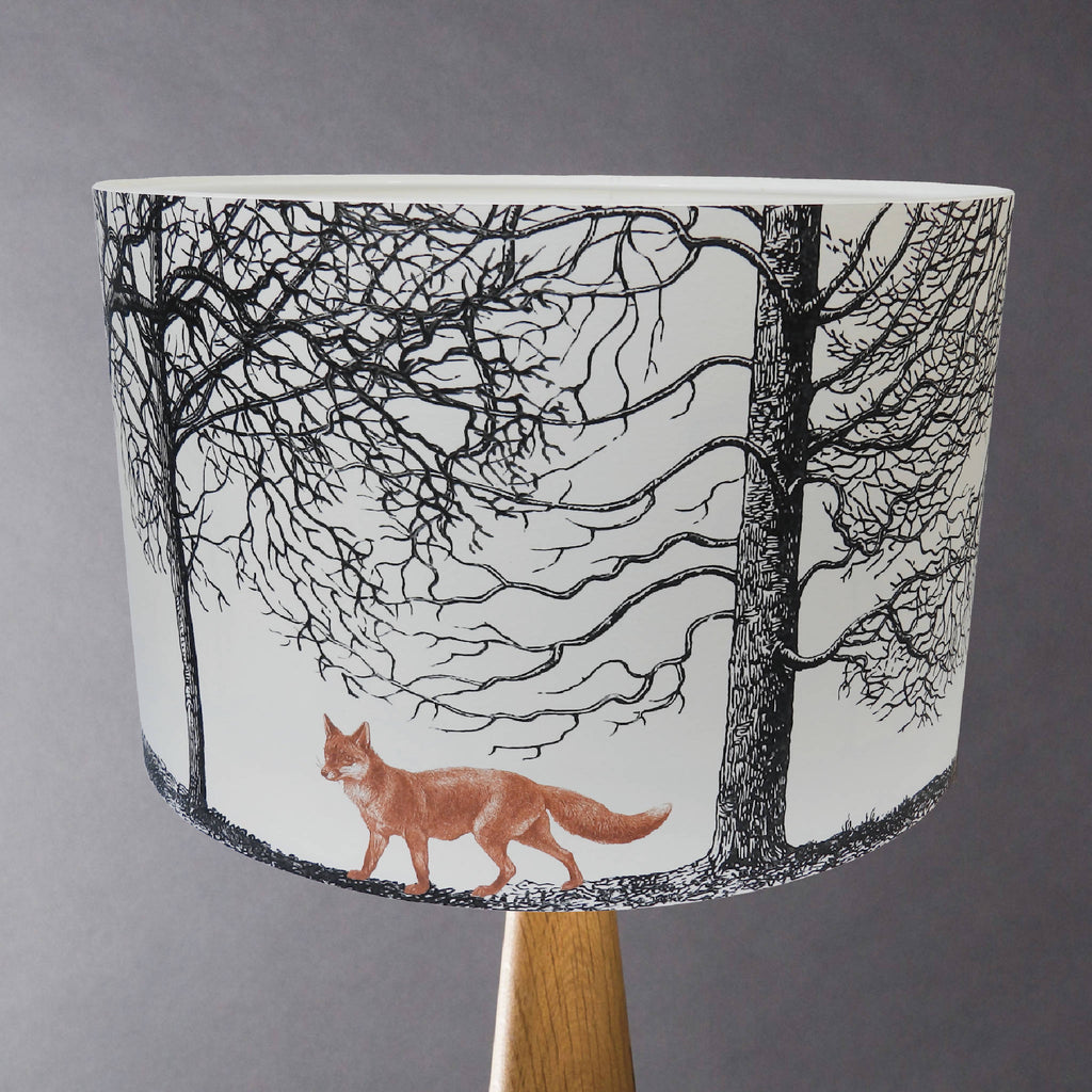 Into The Woods - Foxes Lampshade